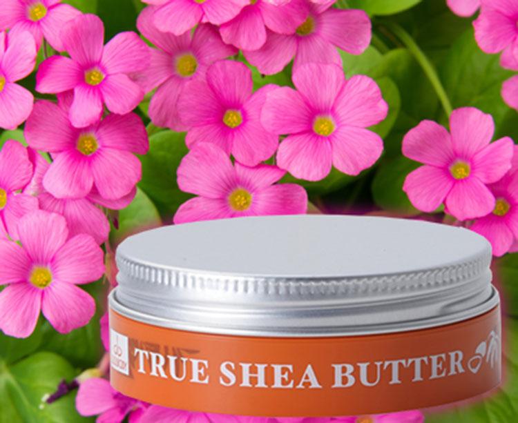 True Shea Butter ゼラニウム