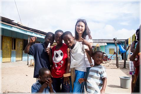 写真Ghana